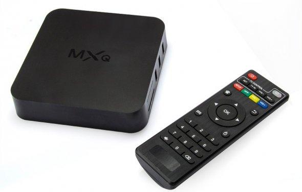 Приставка MXQ S 805
