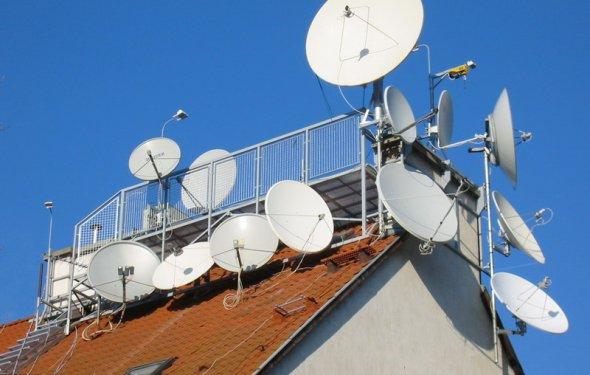 Как установить антенну на