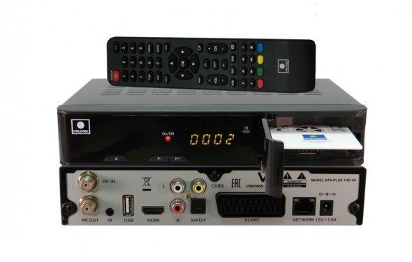 Комплект НТВ-ПЛЮС Full HD с