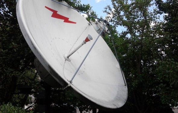Спутниковая антенна, 3.7 метра