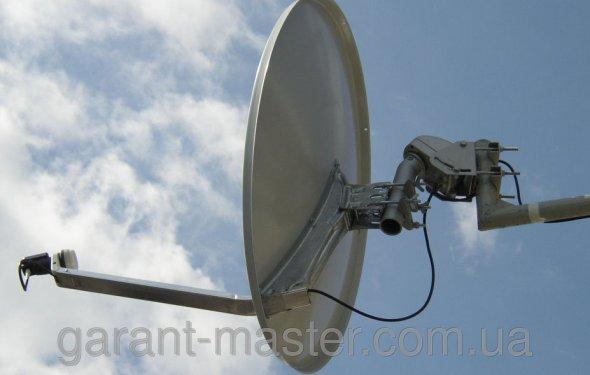 Настройка спутниковых антенн в
