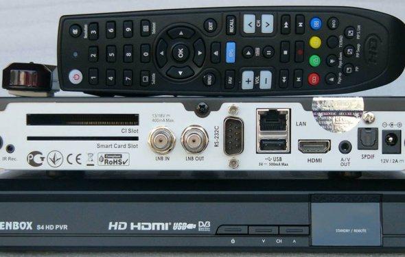 Openbox S4 HD PVR (Опенбокс