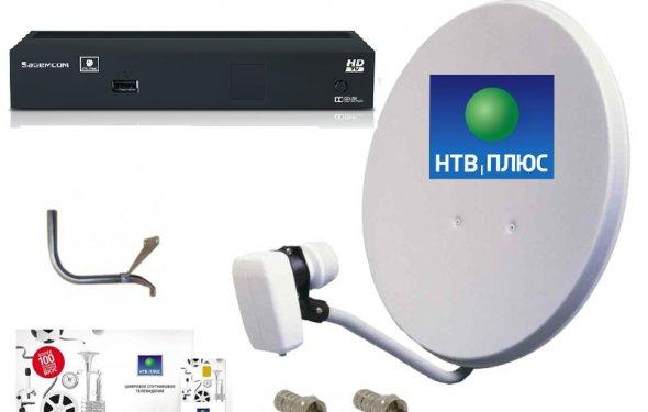 Комплект НТВ Плюс HD с